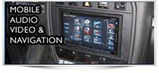 Car vehicle audio custom installation