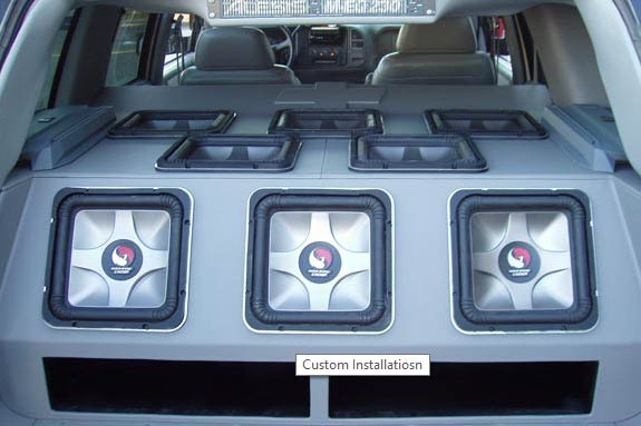 Divine Sounds We Specialize In Custom Installations Gps